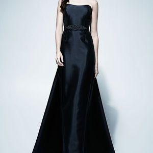 Custom ordered Frascara gown